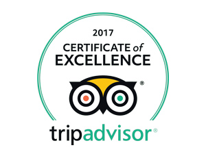 Blue Ocean Dive Centers & Resorts | Tripadvisor certificate of excellence 2019