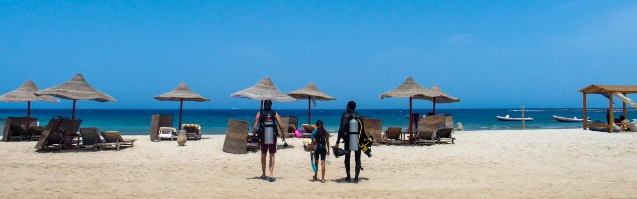 Diving In Marsa Alam
